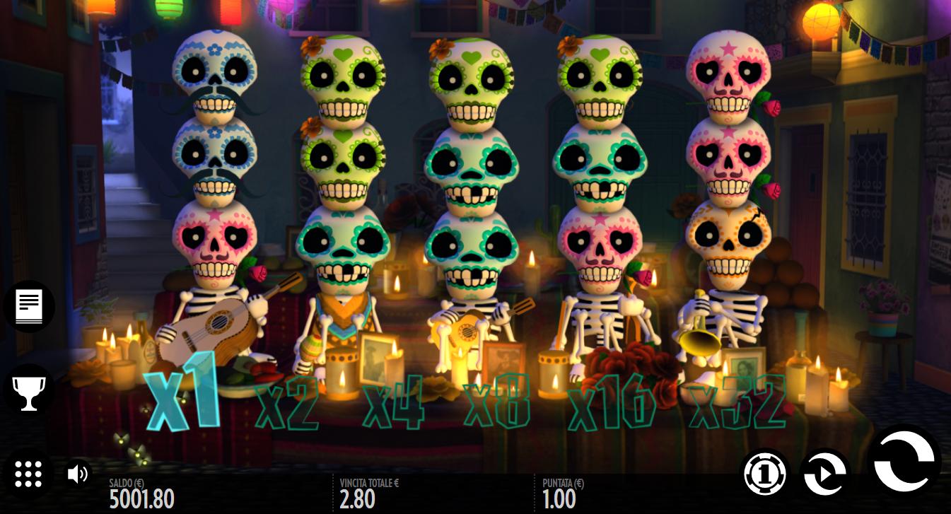 Slot machine la messicana