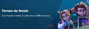 StarCasinò torneo slot online