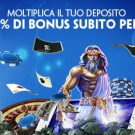 Bonus Benvenuto Paddy Power Casino
