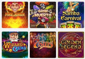 gioco digitale bonus slot