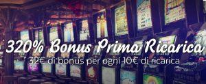 32red Casino Classifica con bonus 12.000€